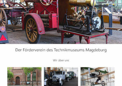 Förderverein Technikmuseum Magdeburg